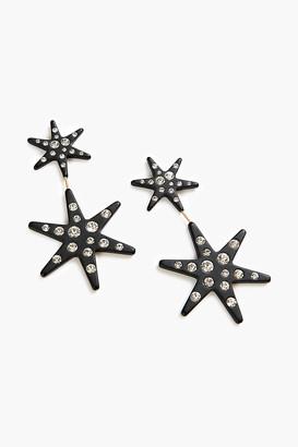 Noir Astra Earrings