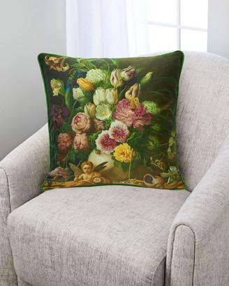 Yana Movchan For You Silk Pillow