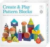 MANHATTAN TOY Manhattan Toy Create Play Pattern Blocks