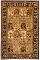 Safavieh Classics Collection CL321B Handmade Multicolor Wool Area Rug, 7-Feet 6-Inch by 9-Feet 6-Inch