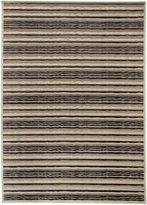 Ecarpetgallery eCarpet Gallery 104064 Mirage Dark Navy Casual Rug