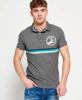 Superdry Cali Surf Chest Stripe Polo Shirt