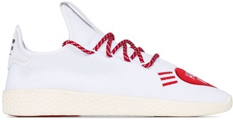 Pharrell Adidas By Williams x Williams Tennis HU human made sneakers