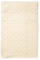 Ann Gish Linen Quilted Coverlet