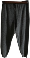 Parker Chinti & Grey Cashmere Trousers for Women