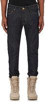 Fear Of God Men's Ankle-Zip Slim Jeans