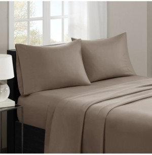 Madison Home USA 3M Microcell Full 4-Pc Sheet Set Bedding