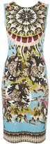 Roberto Cavalli 'Day Dream' sheath dress - women - Viscose/Spandex/Elastane/Cotton - 42