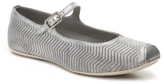 Hogan Final Sale Perforated Leather Sport Flat