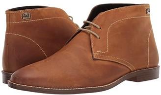 Ben Sherman Gaston Chukka (Tan Leather) Men's Boots