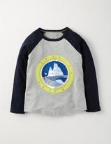 Boden Antarctic Raglan T-shirt
