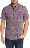 Reyn Spooner Upcountry Floral Regular Fit Sport Shirt