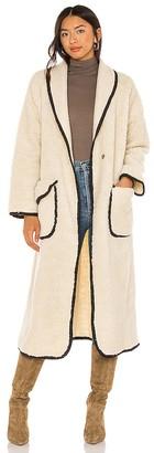 Free People Irresistible Teddy Cardi Jacket