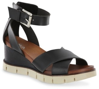 Mia Lauri Wedge Sandal