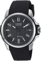 Citizen Men's AW1150-07E AR 2.0 Eco-Drive Stainless Steel Dial Watch
