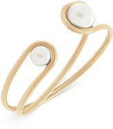 Michael Kors Imitation Pearl Cuff Bracelet