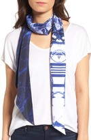 Ted Baker Women's Persian Blue Skinny Scarf