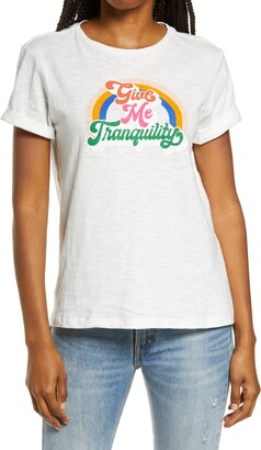 ban.do Give Me Tranquility Classic Graphic Tee