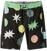 Volcom Polka Slinger Boardshorts Boy's Swimwear