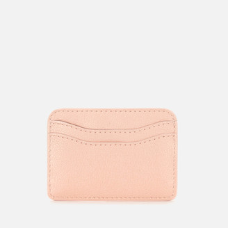 Marc Jacobs Women's New Card Case - Pearl Blush