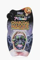 boohoo NEW Womens Charcoal Masque Face Mask in Multi size One Size