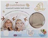 Cuddledry Cuddledeer Reindeer Christmas Hooded Towel from Bamboo/cotton by