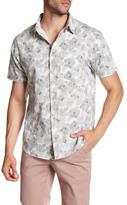 Original Paperbacks Milano Stencil Regular Fit Short Sleeve Shirt