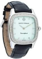 David Yurman Diamond Thoroughbred Watch