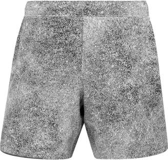 Lululemon Surge Printed Swift Shorts
