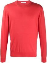 Cruciani lightweight knit jumper