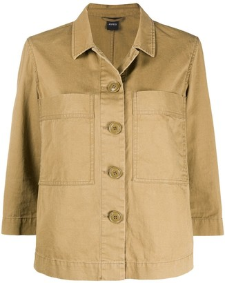 Aspesi Cropped Safari Jacket