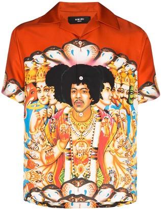 Amiri Jimi Hendrix shirt