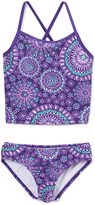 Kanu Surf Purple Melanie Tankini - Toddler & Girls