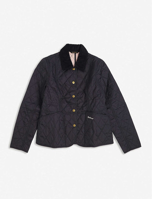 Barbour Liddesdale quilted nylon jacket 6-16 years