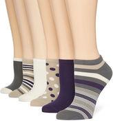 MIXIT Mixit No Show Socks