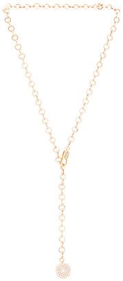 Ettika Chain Lariat Necklace