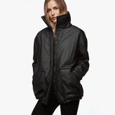 James Perse Quilted Matte Nylon Performance Jacket
