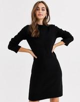 Pimkie jumper dress in black