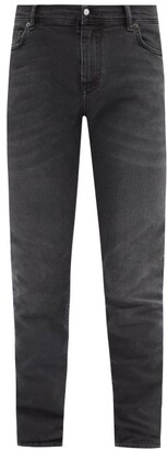 Acne Studios North Slim-fit Jeans - Black