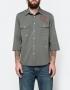 Levi's Tab Twill Shirt Custom