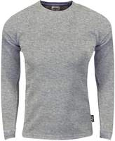 Shaka TC01_S Thermal Long Sleeve Crewneck Waffle Shirt S