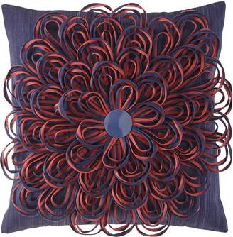 Mackenzie Childs On The Avenue Bluetopia Pillow