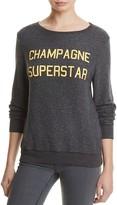 Wildfox Couture Champagne Superstar Sweatshirt