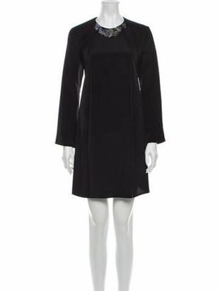 3.1 Phillip Lim Silk Mini Dress w/ Tags Black