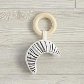 Celestial Baby Rattle (Moon)