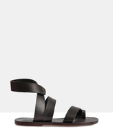 Bay 2049 Leather Sandals