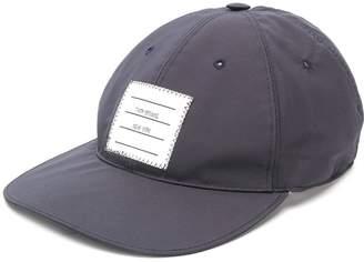 Thom Browne Military ripstop baseball cap