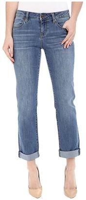 Liverpool Peyton Slim Boyfriend in Vintage Medium (Vintage Medium) Women's Jeans