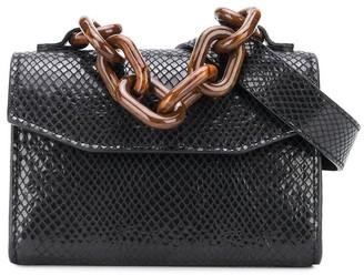 Ganni Leather Belt Bag