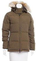 Canada Goose Chelsea Fur-Trimmed Jacket